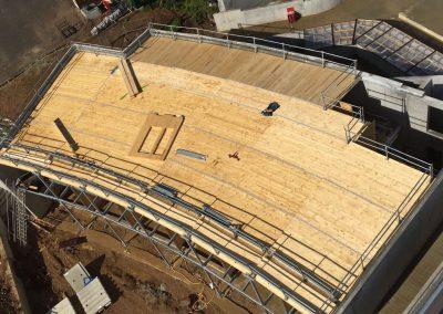 myddelton lodge roof